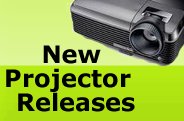 New Projectors from Just Projectors