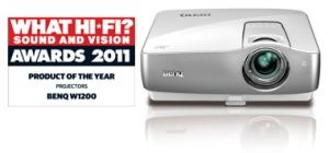 BenQ W1200 Projector
