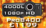 Viewsonic PRO8400 Full HD Projector